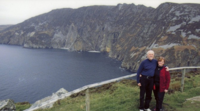 Tom and Janet in Ireland