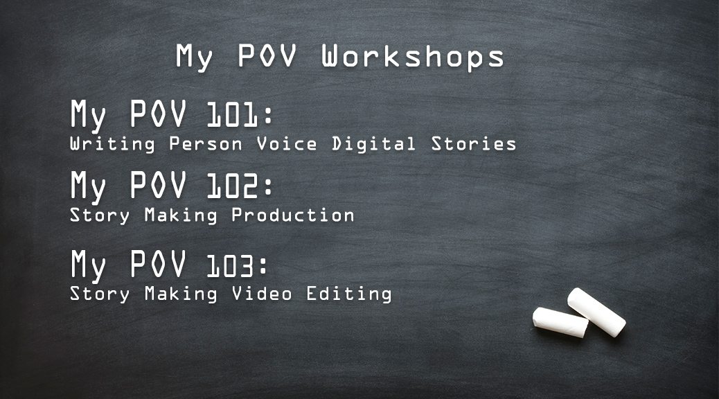My Point of View Workshops details
